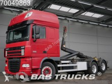 camión DAF XF105.510 SSC 6X2 Manual Intarder Liftachse Xeno