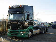 camion Scania R 500 v8 TL 6X2*4 hooklift