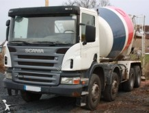 camion Scania P 113P380