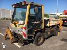 camion benna edilizia Multicar