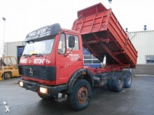 camión Mercedes 2632 Kipper 6x4 V10 ZF Top Condition