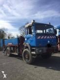 camión caja abierta Thomas
