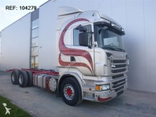 camion Scania R560 CHASSIS