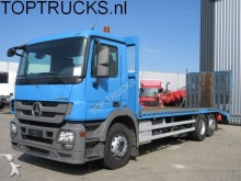 camion Mercedes Actros 2536 EURO 5 6x2 MACHINE TRANSPORT