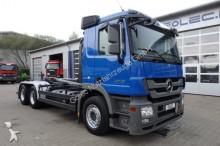 camión Mercedes Actros 2648L 6x4 Abrollkipper MEILLER RK 20.65