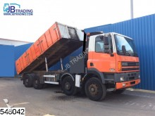 camión DAF 85 CF 340 8x4, EURO 2, Manual, Borden, Steel sus
