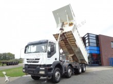 camión Iveco Trakker 410 8x4 / Full Steel / Big Axle / Heavy