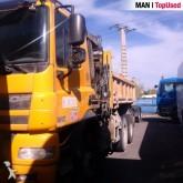 camion DAF PORTEUR BI BENNE MEILLER