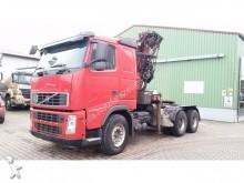 camion Volvo FH-400 Blatt Blatt 6x4 Palfinger E185ZA