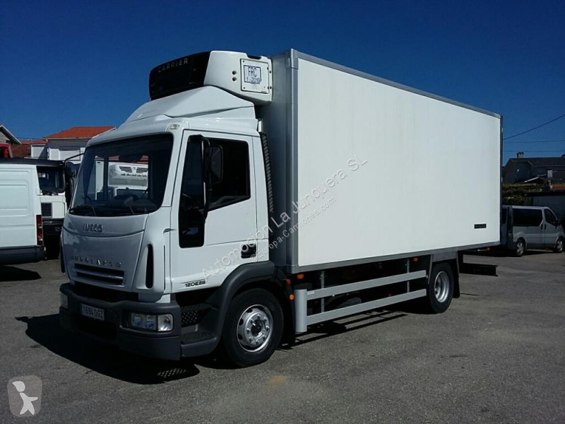 camion iveco frigo ml120e28 p usato n 1973715. Black Bedroom Furniture Sets. Home Design Ideas
