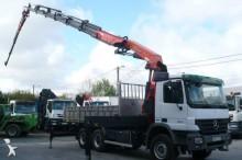 camión Mercedes Actros 3341