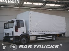 camión Iveco Eurocargo ML120E25 4X2 Ladebordwand Bordwände Eu
