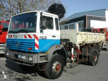 camion ribaltabile trilaterale Renault