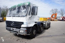 camion Mercedes Actros 3241 8x4 Euro 3 Full Steel Suspension