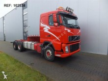 camión Volvo FH16.660 HUB REDUCTION