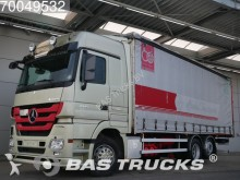 camion Mercedes Actros 2546 L 6X2 Liftachse Hubdach Xenon Powers