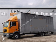 camión MAN TGM 12.250 L, 4x2, Jumboaufbau, Blatt-Luft
