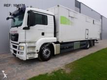 camion MAN TGS26.440 ANIMAL TRANSPORT EURO 4 STEERING AXLE