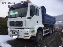 camión MAN 26.460