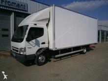 camión furgón caja polyfond Mitsubishi