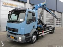 camión Volvo FL 240 HMF 11 ton/meter Kran