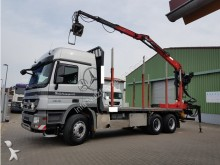 camion Mercedes 2646 Actros-6x4-Palfinger M120Z-AHK-neuer Motor