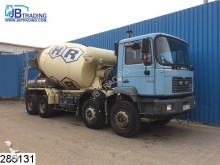 camion MAN 35 364 8x4, 8M3, Euro 2, Manual, Steel suspensio