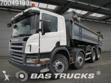 camion Scania P380 8X4 Manual Big-Axle Steelsuspension Euro 4