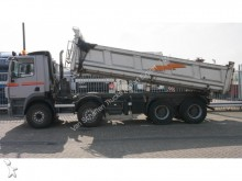 camión DAF CF 85.410 8X4 2 SIDE TIPPER MANUAL GEARBOX 41300