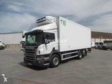 camión frigorífico mono temperatura Scania