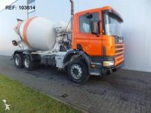 camion Scania P94.310 MANUAL FULL STEEL LIEBHERR