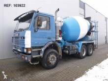 camion Scania P93.280 MANUAL FULL STEEL LIEBHERR