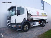 camión Scania P94.310 ADR TANK MANUAL RETARDER FULL STEEL