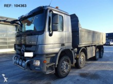camión Mercedes ACTROS 4144 - SOON EXPECTED - 8X4 DUMPER FULL STEEL HUB REDUCTIO
