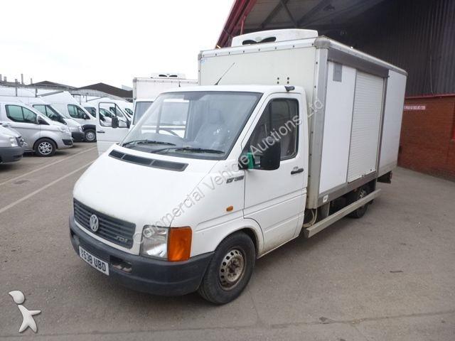 camion volkswagen frigo lt35 2 5sdi gazoil occasion n. Black Bedroom Furniture Sets. Home Design Ideas