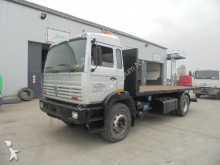 camion Renault Manager G 340 (SUSPENSION LAMES)