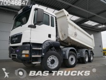 camión MAN TGS 41.440 M 8X4 Manual Intarder Big-Axle Steels
