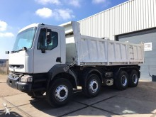camion Renault Kerax 420 8x4 - Full Steel - Airco