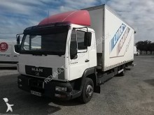 camion fourgon polyfond MAN