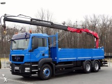 camion MAN TGS 26.320 / / HDS