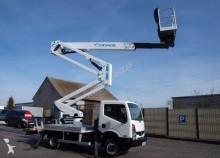 camión plataforma elevadora articulada telescópica usado