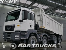 camion MAN TGS 41.440 M 8X4 Manual Big-Axle Steelsuspension