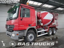 camión Mercedes Actros 3236 B 6X4 Manual Big-Axle Steelsuspensio