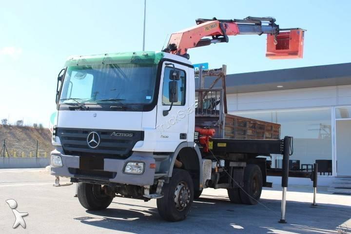 Camion ribaltabili 4x4 portogallo 7 annunci di 4x4 for Rimorchi ribaltabili trilaterali usati