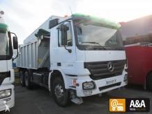 camion Mercedes Actros 3336 K 6x4 kipper tipper 2008