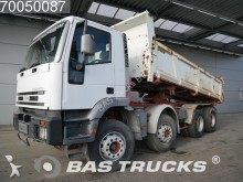 camión Iveco Eurotrakker 340E38H 8X4 Manual Big-Axle Steelsus