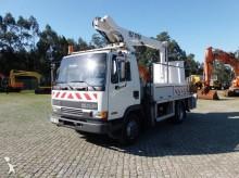 camión plataforma elevadora telescópica DAF