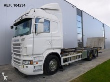 camion Scania R500 V8 HIGHLINE RETARDER EURO 5
