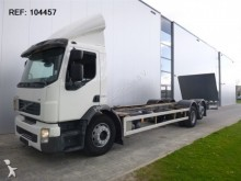 camion Volvo FE280 CHASSIS MANUAL EURO 4