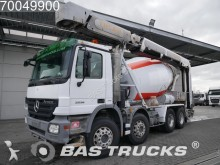 camión Mercedes Actros 3236 B 8X4 Big-Axle Steelsuspension 3-Ped